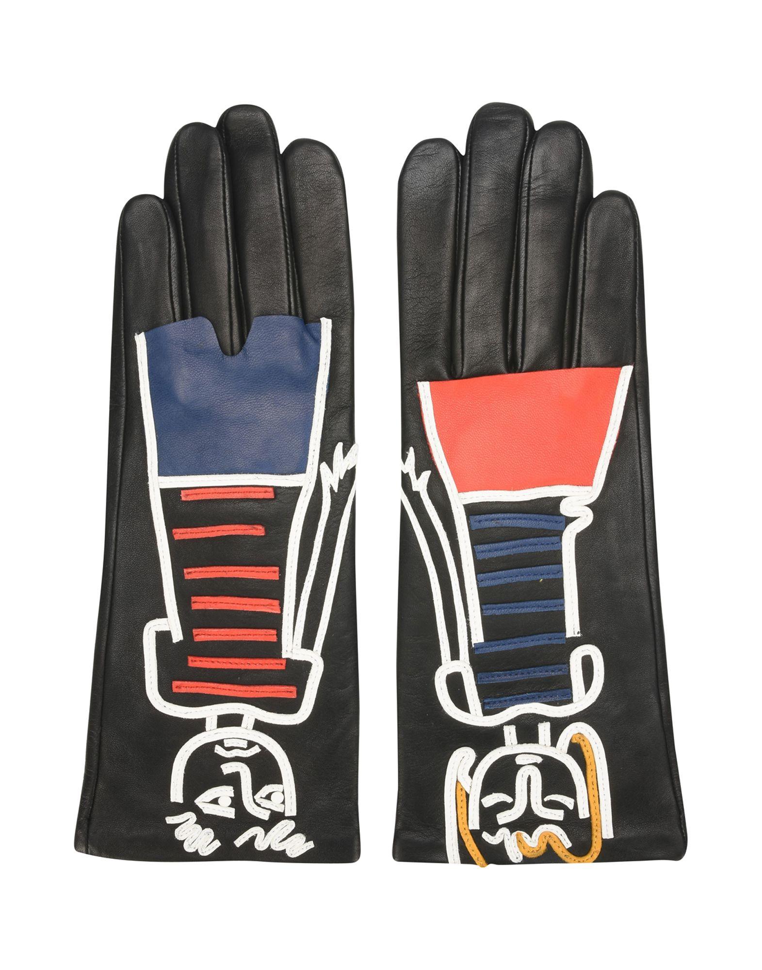 где купить  JC de CASTELBAJAC x AGNELLE Перчатки  по лучшей цене