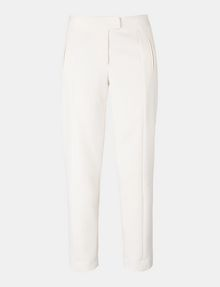 ARMANI EXCHANGE SLIM NOTCHED-WAIST TROUSERS Pant Woman b
