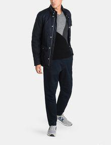 ARMANI EXCHANGE COLORBLOCK MERINO V-NECK SWEATER Pullover Man a
