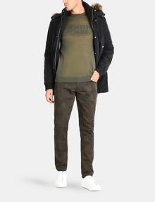 ARMANI EXCHANGE DOUBLE-KNIT LOGO SWEATER Pullover Man a