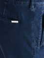ARMANI EXCHANGE FRENCH TERRY INDIGO JOGGERS Novelty Fit Denim Man e