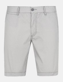 ARMANI EXCHANGE PRINT CHINO SHORTS Chino Short Man b