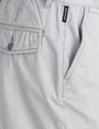 ARMANI EXCHANGE PRINT CHINO SHORTS Chino Short Man e