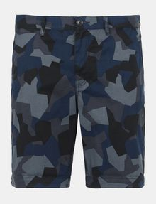 ARMANI EXCHANGE PRINT CHINO SHORTS Chino Short U b