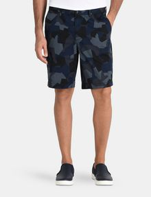 ARMANI EXCHANGE PRINT CHINO SHORTS Chino Short U f