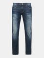 ARMANI EXCHANGE SLIM FIT WHISKERED JEANS Slim fit JEANS Man b