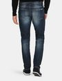 ARMANI EXCHANGE SLIM FIT WHISKERED JEANS Slim fit JEANS Man r