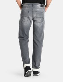 ARMANI EXCHANGE STRAIGHT FIT FLEECE JEANS STRAIGHT FIT JEANS Man r