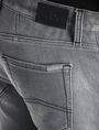 ARMANI EXCHANGE STRAIGHT FIT FLEECE JEANS STRAIGHT FIT JEANS Man e