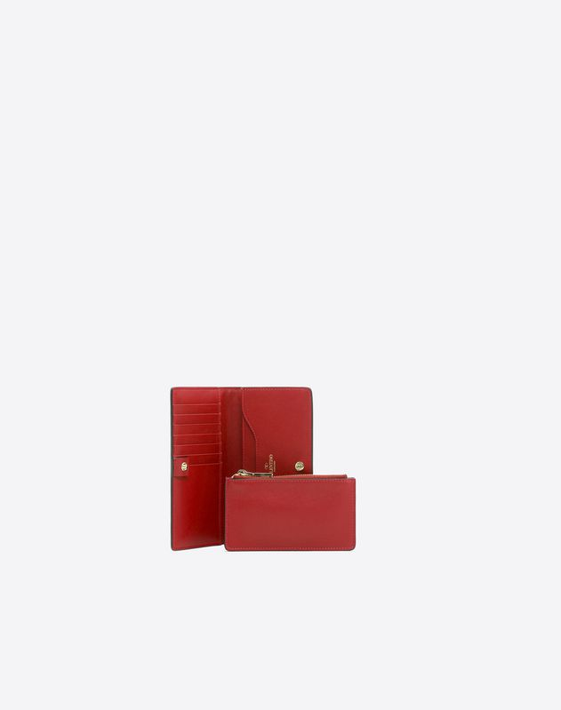 Rockstud Continental Wallet and Coin Purse