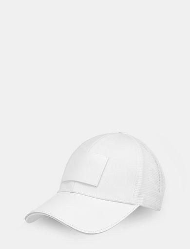 LOGO PATCH MESH HAT