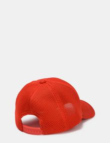 ARMANI EXCHANGE LOGO PATCH MESH HAT Hat Man r
