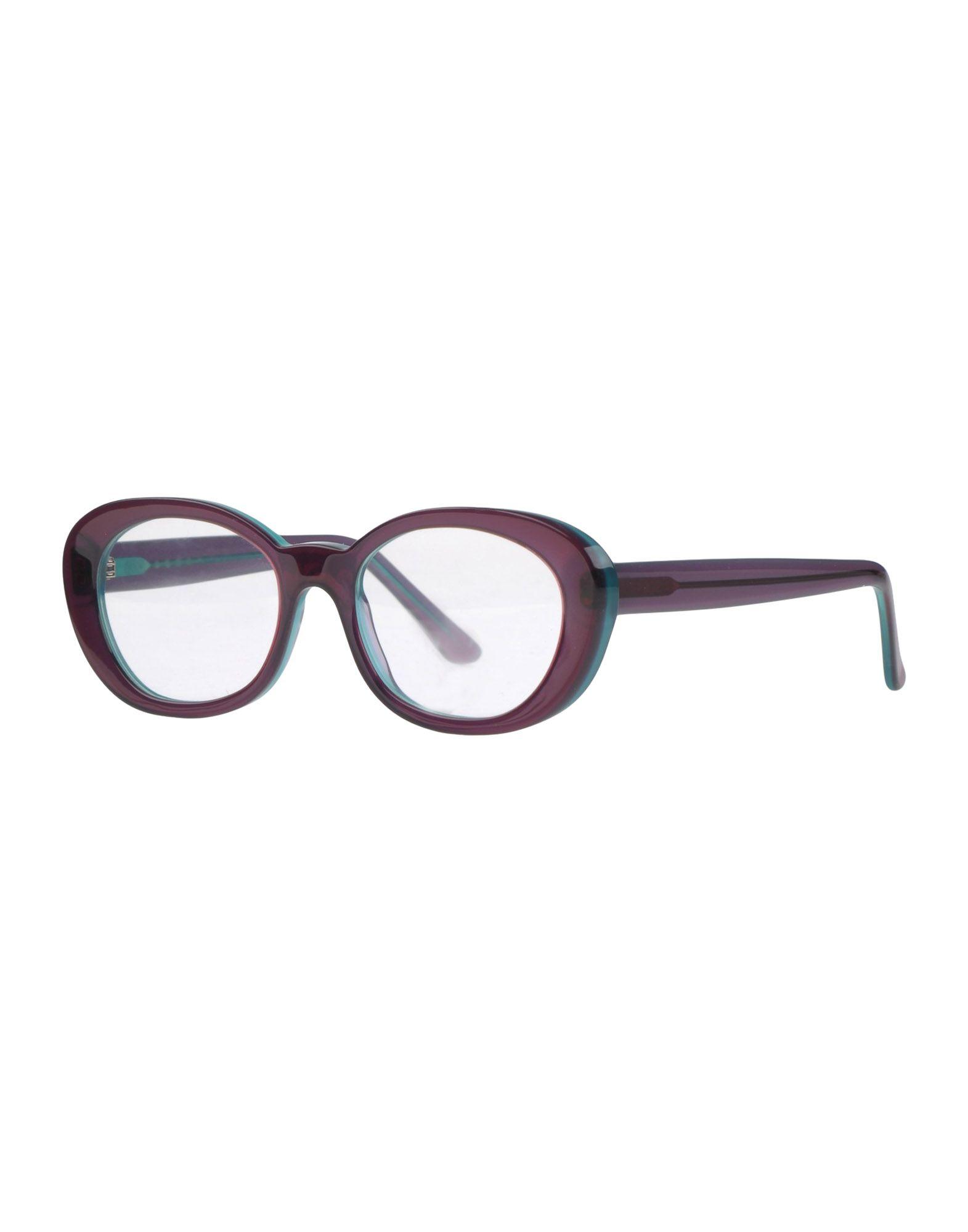 MARNI Damen Brille Farbe Pflaume Größe 1