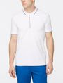 ARMANI EXCHANGE LOGO PLACKET POLO SHORT SLEEVES POLO Man f