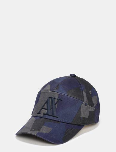 GEO CAMO 5-PANEL HAT