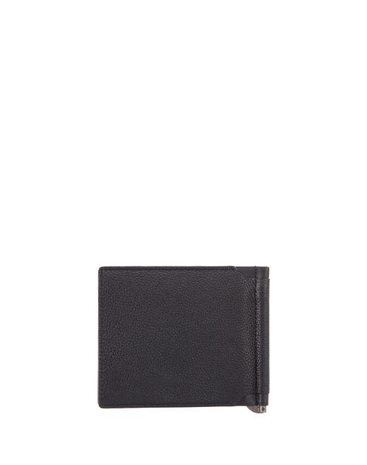lanvin grained calfskin wallet men