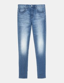 ARMANI EXCHANGE SLIM FIT STITCHED JEANS Slim fit JEANS Man b