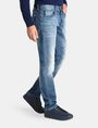 ARMANI EXCHANGE SLIM FIT STITCHED JEANS Slim fit JEANS Man d