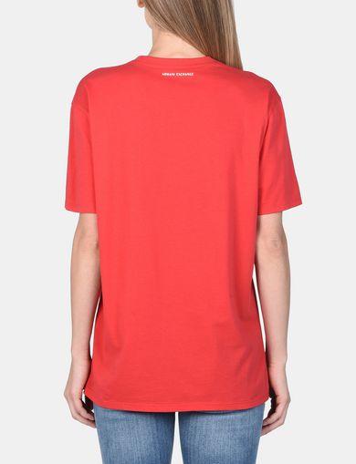 ARMANI EXCHANGE T-Shirt ohne Logo Damen R