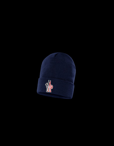 HAT Dark blue For Men