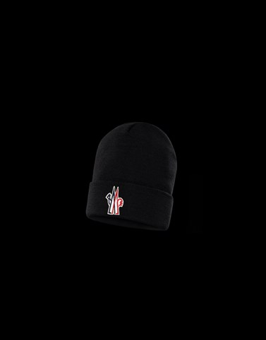 HAT Black Grenoble Hats