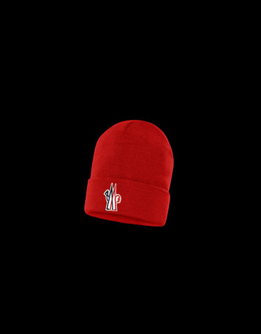 HAT Red For Men