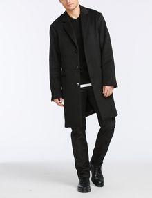 ARMANI EXCHANGE COTTON CASHMERE QUARTER-ZIP SWEATER Pullover Man a