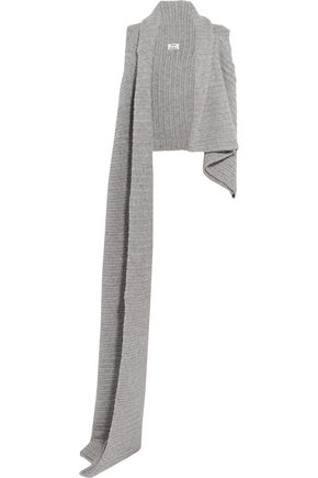 ACNE STUDIOS Jodi ribbed wool scarf