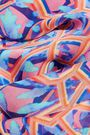 PETER PILOTTO Printed silk crepe de chine scarf