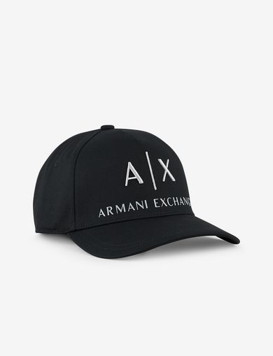 1521ca7b8e429 Armani Exchange Men s Caps   Beanie Hats