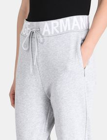 ARMANI EXCHANGE LOGO WAIST SWEATPANT Fleece-Hose Damen e
