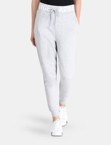 ARMANI EXCHANGE LOGO WAIST SWEATPANT Fleece-Hose Damen f