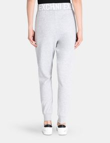ARMANI EXCHANGE LOGO WAIST SWEATPANT Fleece-Hose Damen r