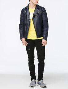 ARMANI EXCHANGE TRIANGLE LOGO T-SHIRT Logo T-shirt Man a