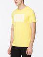 ARMANI EXCHANGE TRIANGLE LOGO T-SHIRT Logo T-shirt Man d