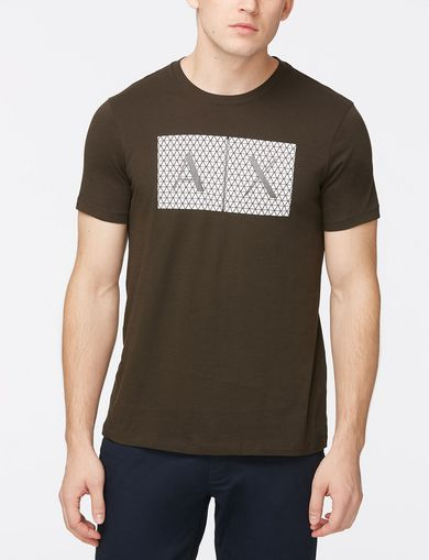 TRIANGLE LOGO T-SHIRT