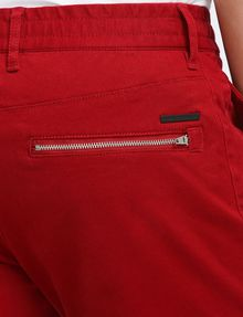 ARMANI EXCHANGE SLIM FIT ZIPPER DETAIL PANTS Chino Man e
