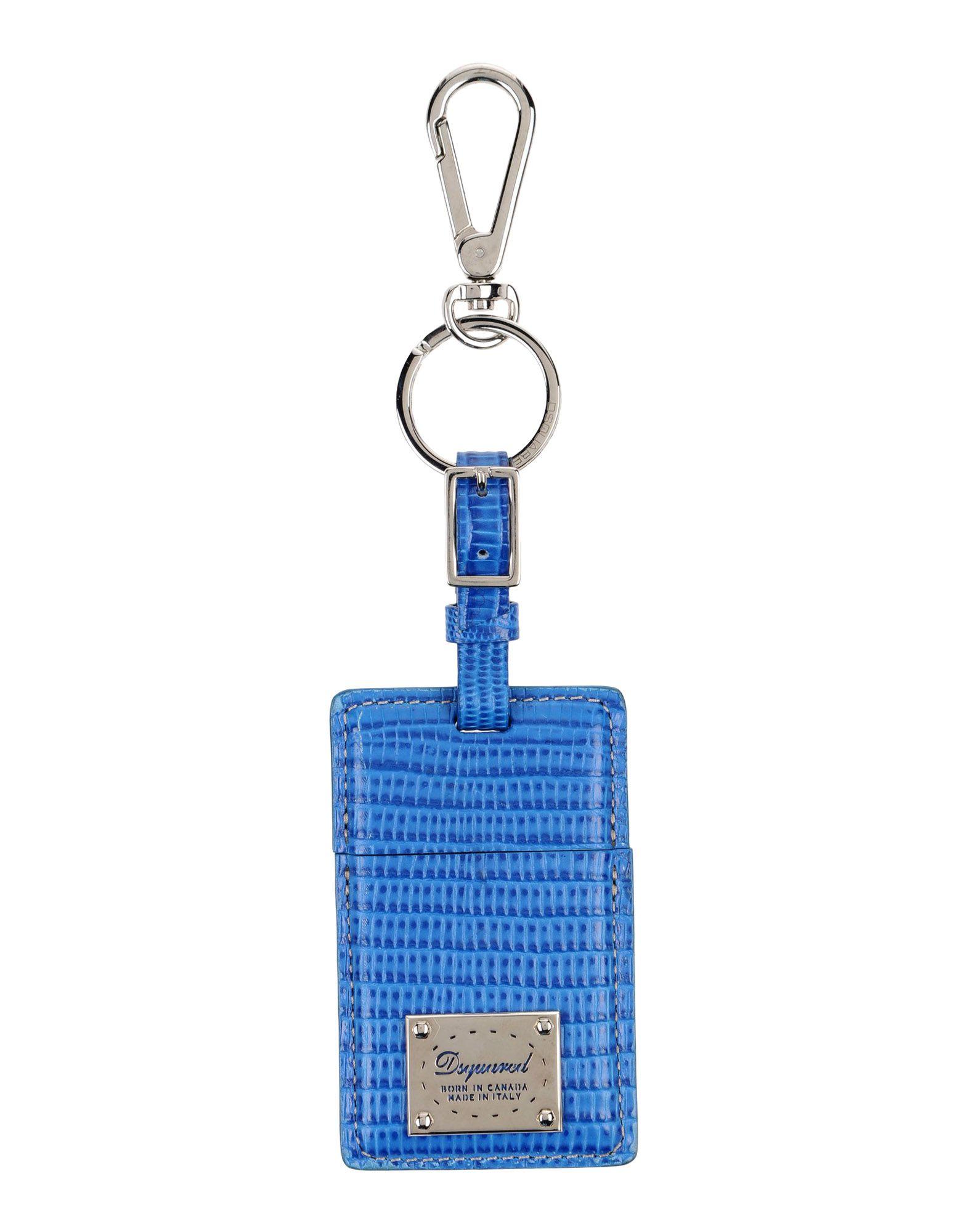 DSQUARED2 Damen Schlüsselanhänger1 blau