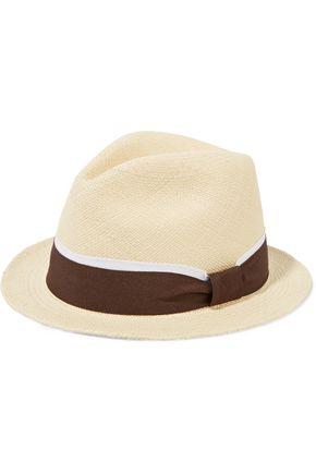 SENSI STUDIO Adrian toquilla straw Panama hat