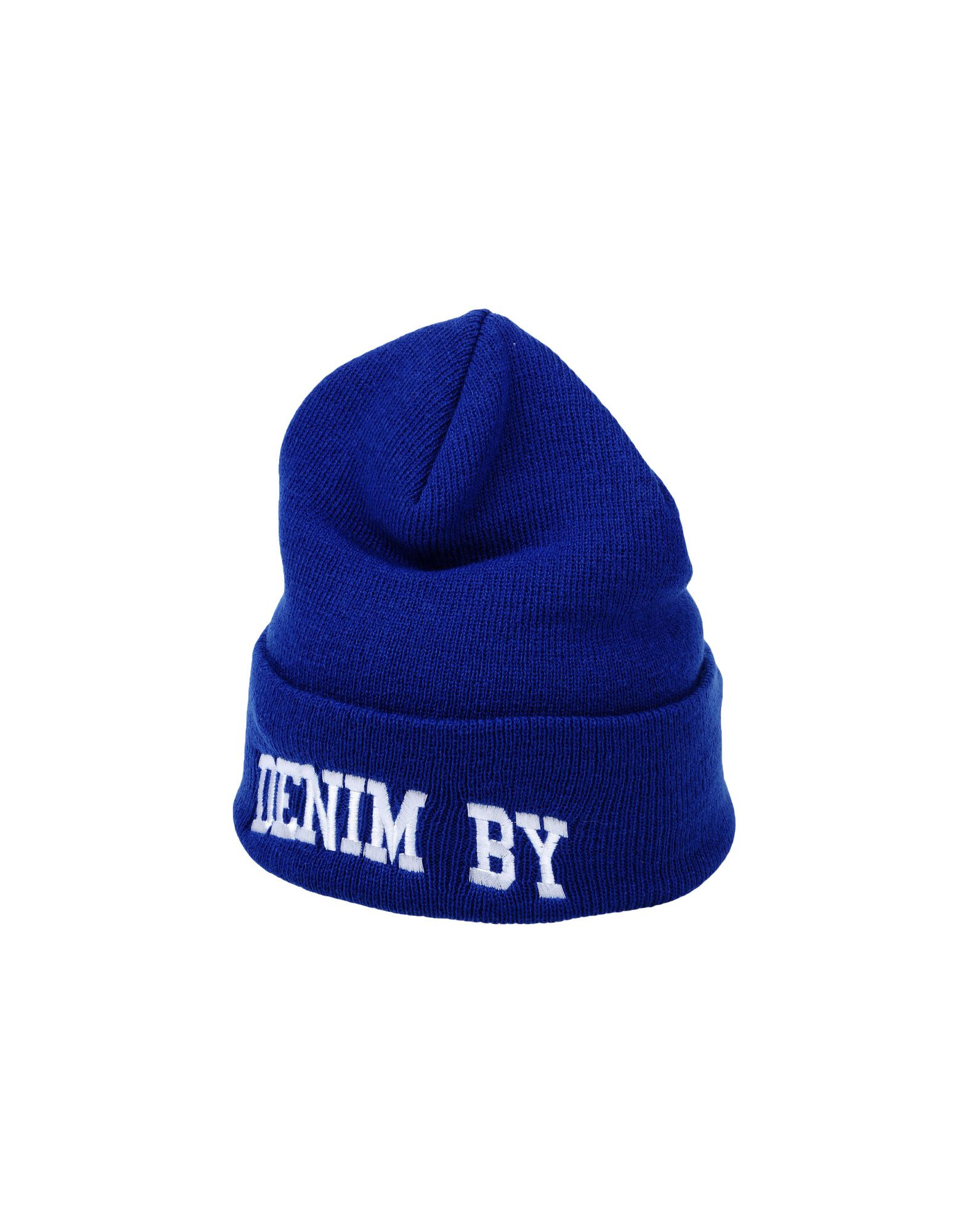 VANQUISH Hat in Bright Blue