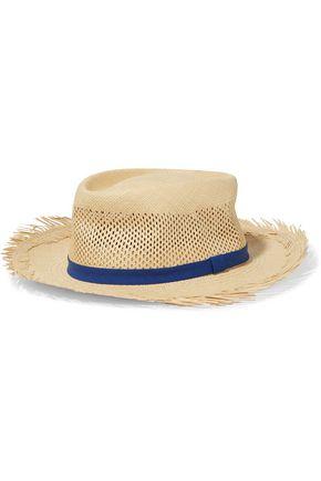 SENSI STUDIO Dunmont Calado toquilla straw Panama hat