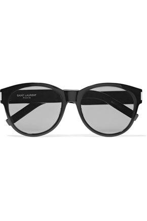 SAINT LAURENT SL 67 D-frame acetate sunglasses