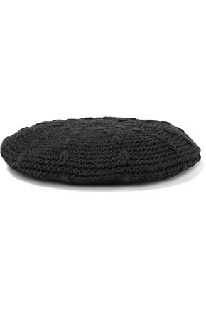 TOMAS MAIER Chunky-knit cotton beret