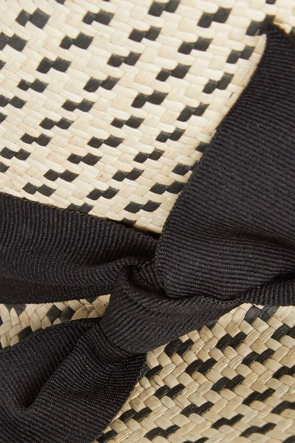 5705bef2 New Erosion toquilla straw Panama hat | SENSI STUDIO | Sale up to 70 ...