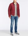 ARMANI EXCHANGE BUBBLE-STITCH SHAWL-COLLAR SWEATER Pullover Man a