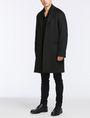 ARMANI EXCHANGE BUBBLE-STITCH SHAWL-COLLAR SWEATER Pullover Man a