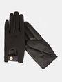 ARMANI EXCHANGE PANELED RACING GLOVES Handschuhe Damen f