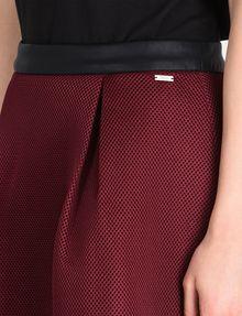 ARMANI EXCHANGE PERFORATED FULL MIDI SKIRT Midi Skirt Woman e