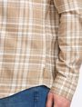 ARMANI EXCHANGE MODERN MACRO PLAID SHIRT Long sleeve shirt Man e