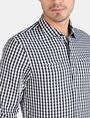 ARMANI EXCHANGE OPTIC CHECK SHIRT Long sleeve shirt Man e
